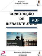 Construção de Infraestrutura