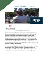 Examining Facets of Corruption in Sri Lanka.docx