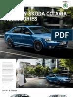 Catalog Accesorii Noua Skoda Octavia 5e