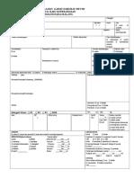 Format Pengkajian IGD