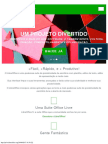 Home LibreOffice - A Melhor Suite Office Livre