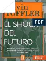 El Schock Del Futuro - Alvin Toffler