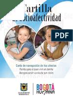 Carta de Navegacion de Los Afectos Direcciones de Curso