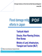 Flood Handling in Japan Conf_09-0