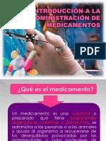Introducción a La Administración de Medicamentos