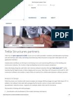 Tekla Structures Partners _ Tekla