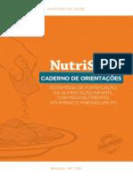 Caderno de Orientações - Nutrisus
