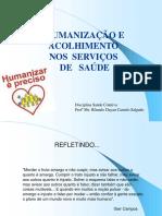 Humanização e Acolhimento