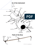 Parts of the Instrument Diagram and Test