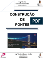 Construção de Pontes