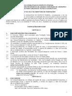 Edital Tecnico Legislativo Ok