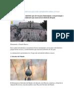 10 Monumentos Históricos Que Todo Salvadoreño