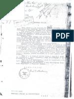 Adresa Nr. 000140 Din 2 Ianuarie 1941