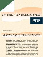 Materiales Educativos para la comunidad