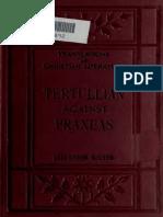 TCL - Tertullian, Against Praxeas.pdf