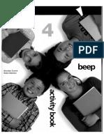 Beep 4 Activity Book