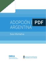 Adopcion Argentina