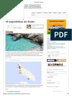 10 Segredos de Aruba