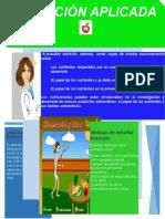 Nutricion Aplicada infografia