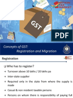 Concepts of GST