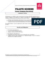 (in-house) New Affiliate Scheme Application Form Effective From 23 March 2015