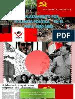 Desplazamiento Por Violencia Politica en El Peru