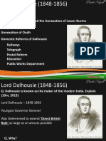 HFS5P4 P5 Governor General Dalhousie Railways