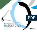 Comunicacion Desarrollo y ONGD-Javier Erro
