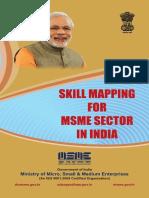 MSME Skill Maping
