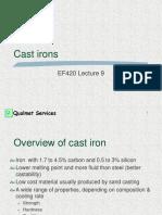 Type of Cast Iron