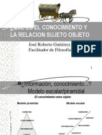 2-¿Que Es El Cononocimiento Relacion Sujeto Objeto . (1)