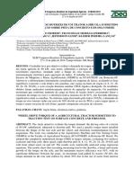 Torque Nos Rodados Motrizes de Um Trator Agrícola Submetido a Ensaios de Tração Sobre Pista de Concreto e de Solo Firme