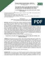 Variação Do Volume de Aplicação de Fungicidas No Controle de Doenças e No Rendimento Da Soja