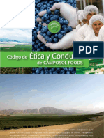 Codigo Etica Version Espanol
