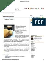 Galletas de Huevo _ Cocina Zuliana