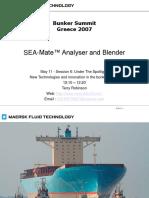 Maersk FluidTecnology Informe-OKHH