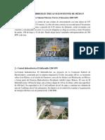 Centrales Hidroeléctricas Más Potentes de México