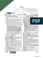 Cbse Ugc Net Paper 1 December 2014