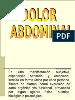 1 Dolor Abdominal