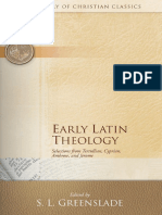Early Latin Theology (Library of Christian Classics).pdf