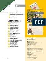 Programas Sociedad de Jovenes 2017 - ACES