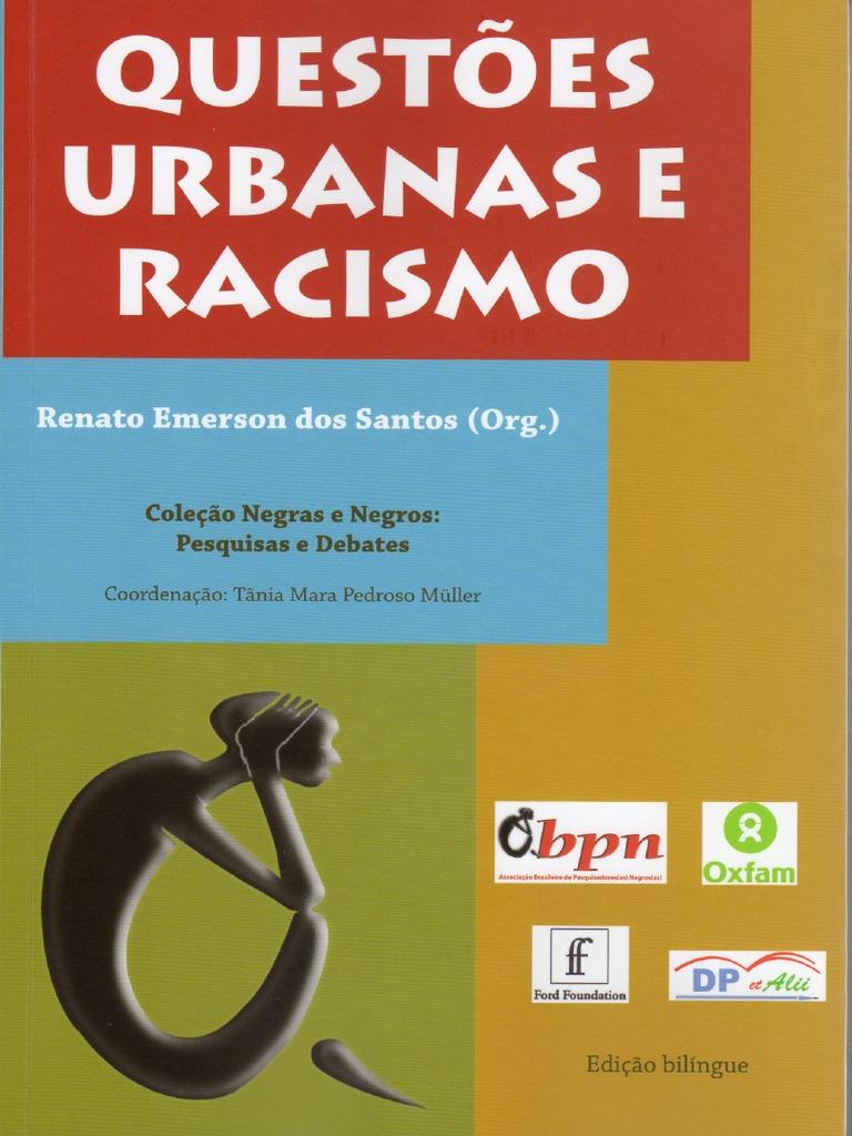 Questes urbanas e racismopdf fandeluxe Image collections