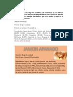Actividad-Unidad 1, Jamon Apanado