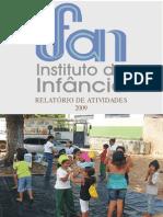 Relatorio de Atividades IFAN 2009