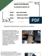 Historia Del Concreto Job