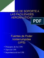 Sistemas de Soporte a Las Facilidades Aeronáuticas Parte 2 Ups