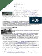 Historia de Puerto Barrios