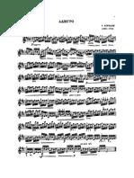 Allegro Violin