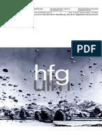 la arquitectura de la hfg, de la objetividad a la revolución