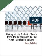 [James MacCaffrey] History of the Catholic Church (B-ok.org)
